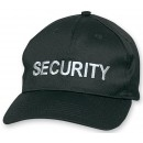"Baseball-Cap ""SECURITY/SECURITE"""
