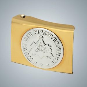 Koppelschloß Maurer gold FHB 87000
