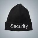 """Rollmütze """"Security"""" mit Einstickung"""